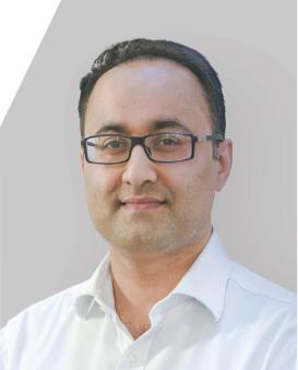 Vikram Krishna, Partner